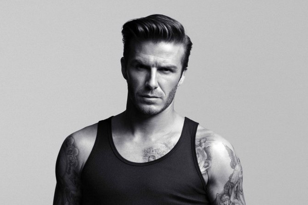 The gallery for --> David Beckham Hairstyle 2013 Handm