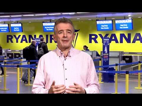 H Ryanair διόρθωσε την γκάφα περί … ανεξάρτητης Κρήτης