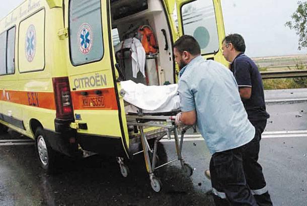 Σοβαρό τροχαίο ατύχημα με 3 εγκλωβισμένους στην Κρήτη