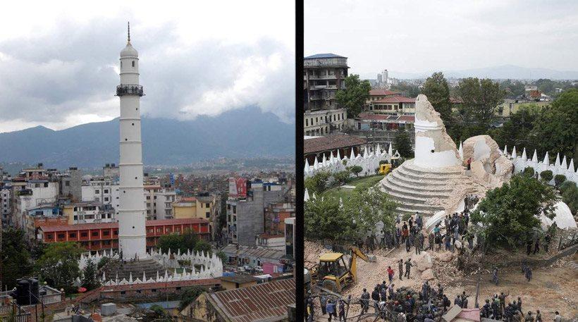 nepal sismos