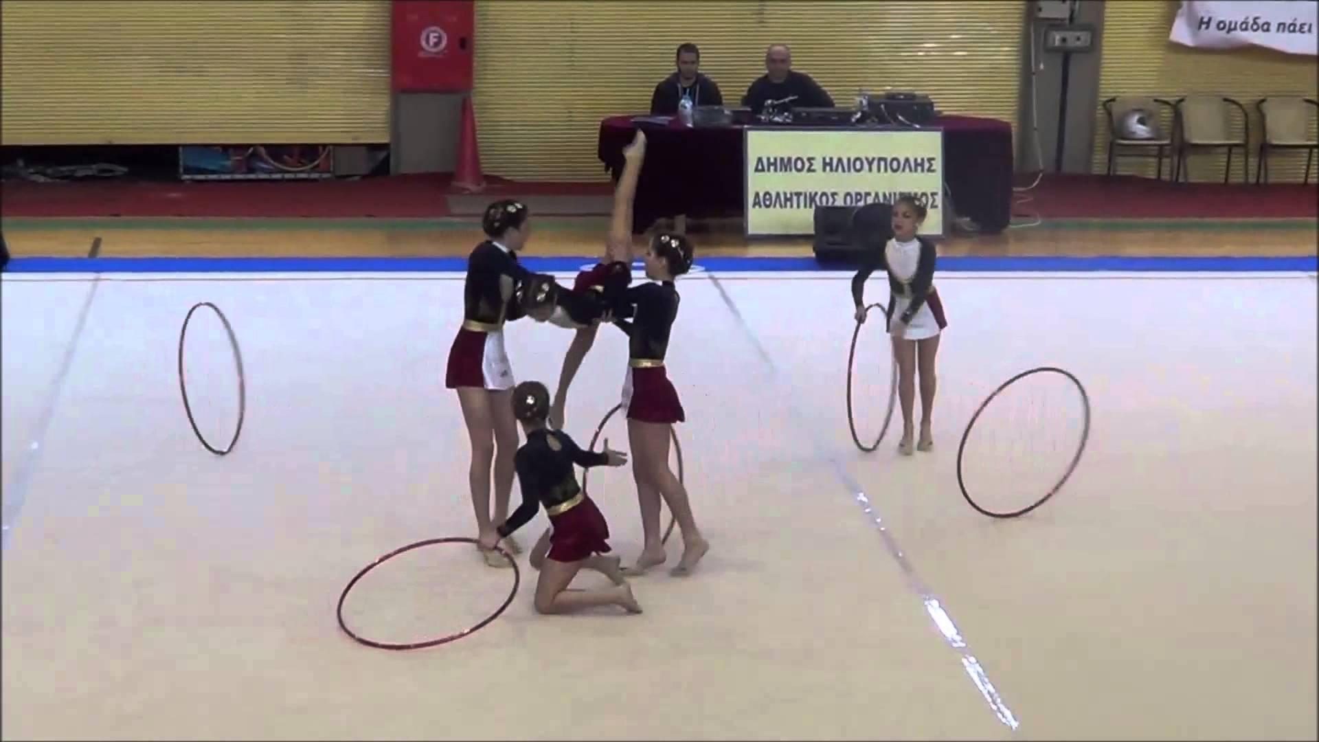 Οι Κρητικοπούλες αθλήτριες χόρεψαν Ψαραντώνη και κέρδισαν το πρώτο τους μετάλλιο (Video)