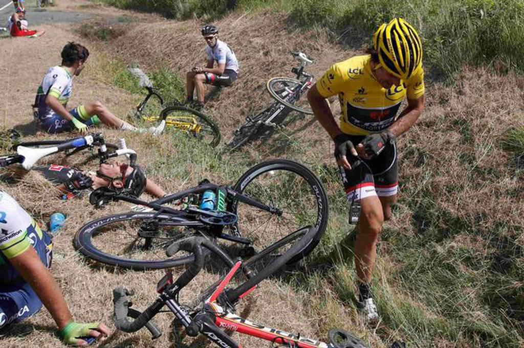 Tour-de-France-crash