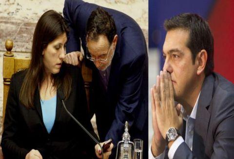 lafazanis zwi tsipras