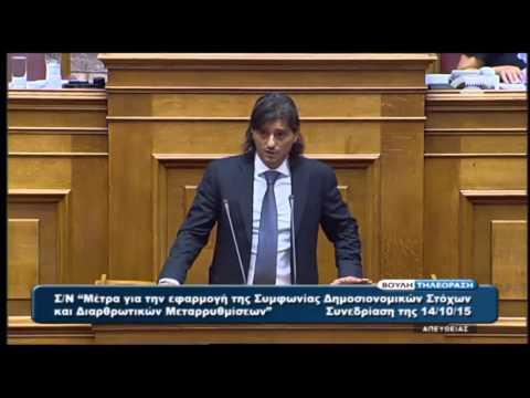 Δ. Γιαννακόπουλος: «Αν το ψηφίσετε, στέλνετε στην ανεργία 11.000 οικογένειες…» (pics+vid)
