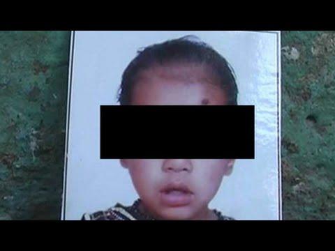 Φρίκη: Βίασαν τετράχρονη και μετά τη λιθοβόλησαν για να την σκοτώσουν (video)