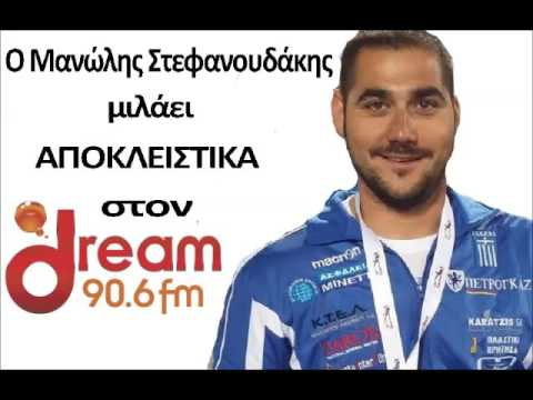 Μανώλης Στεφανουδάκης για το Grosseto και EUROPEAN PARACYCLING CUP στο Τυμπάκι