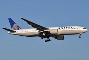 United aeroplano