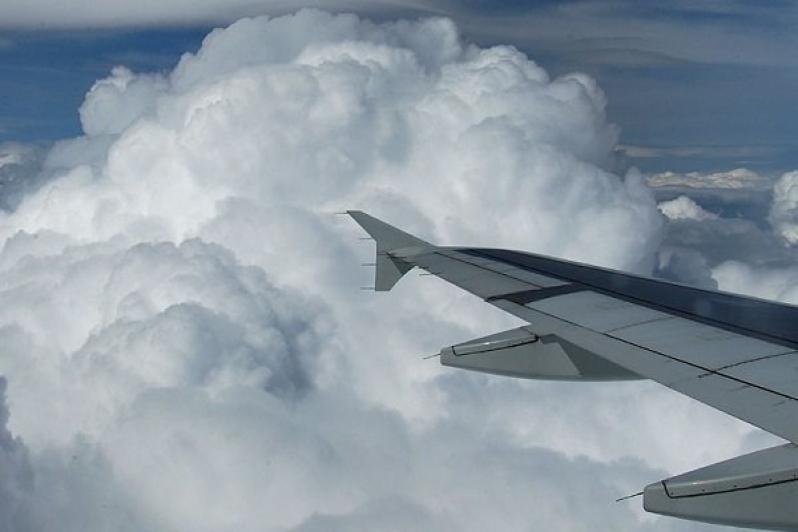 ftero aeroplanou