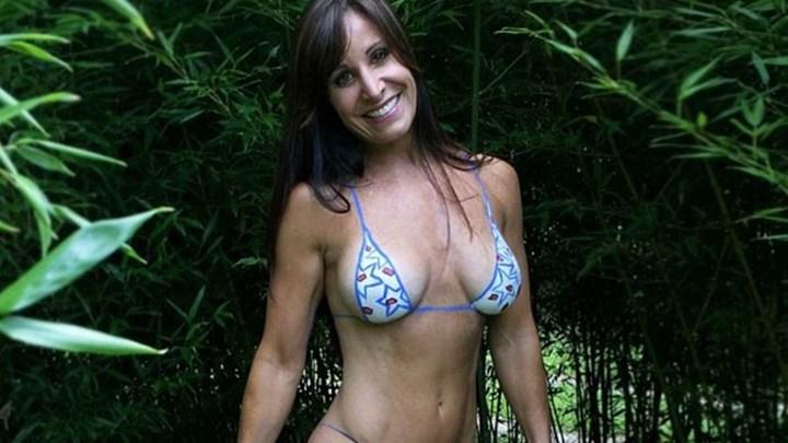 Body Paint Farmgirl