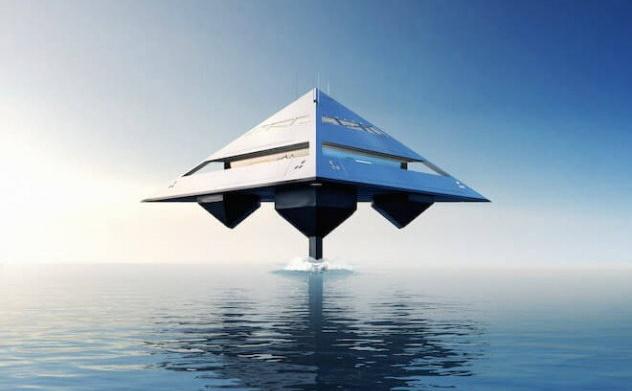 Tetrahedron-Super-Yacht.
