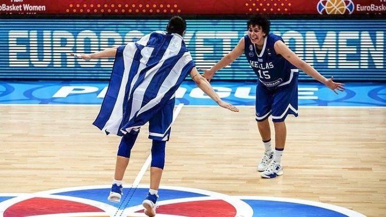 ethniki ginekwn basket