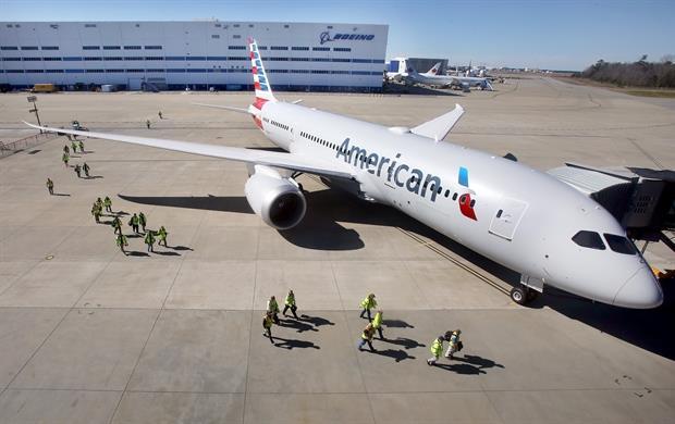 aeroplano amerikan