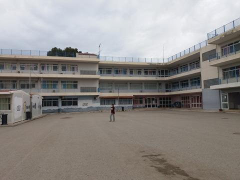 gimnasio timpakiou