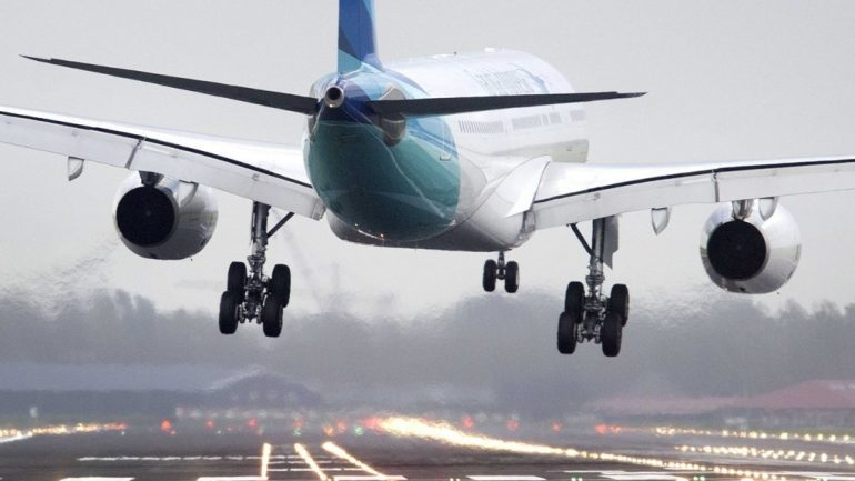 aeroplano prosgiosi