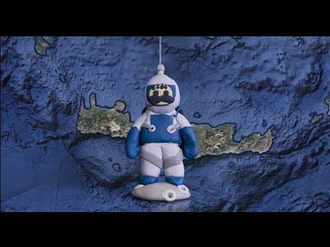 Ο πρώτος Κρητικός Αστροναύτης ο Μανούσος  …πάει στο διάστημα ( Βίντεο εικόνες)