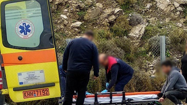 Νεκρός 16χρονος σε θανατηφόρο τροχαίο έξω από το Ηράκλειο