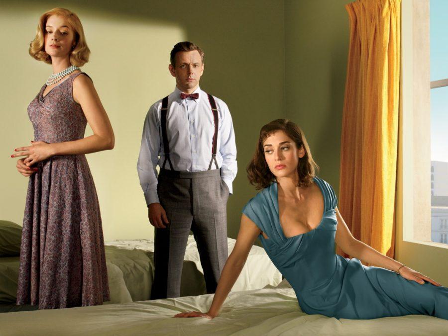 trio krevati