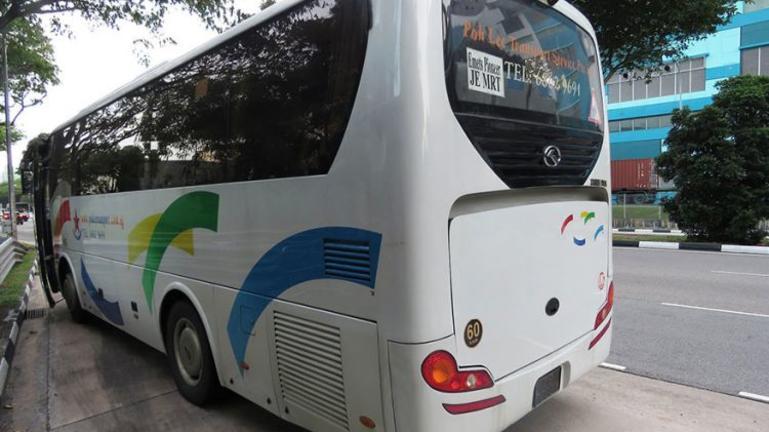 touristiko bus