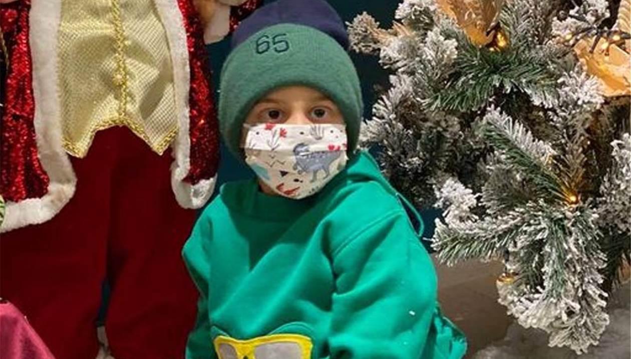 Ο μικρός Μανώλης από Ηράκλειο χρειάζεται τη βοήθειά μας!