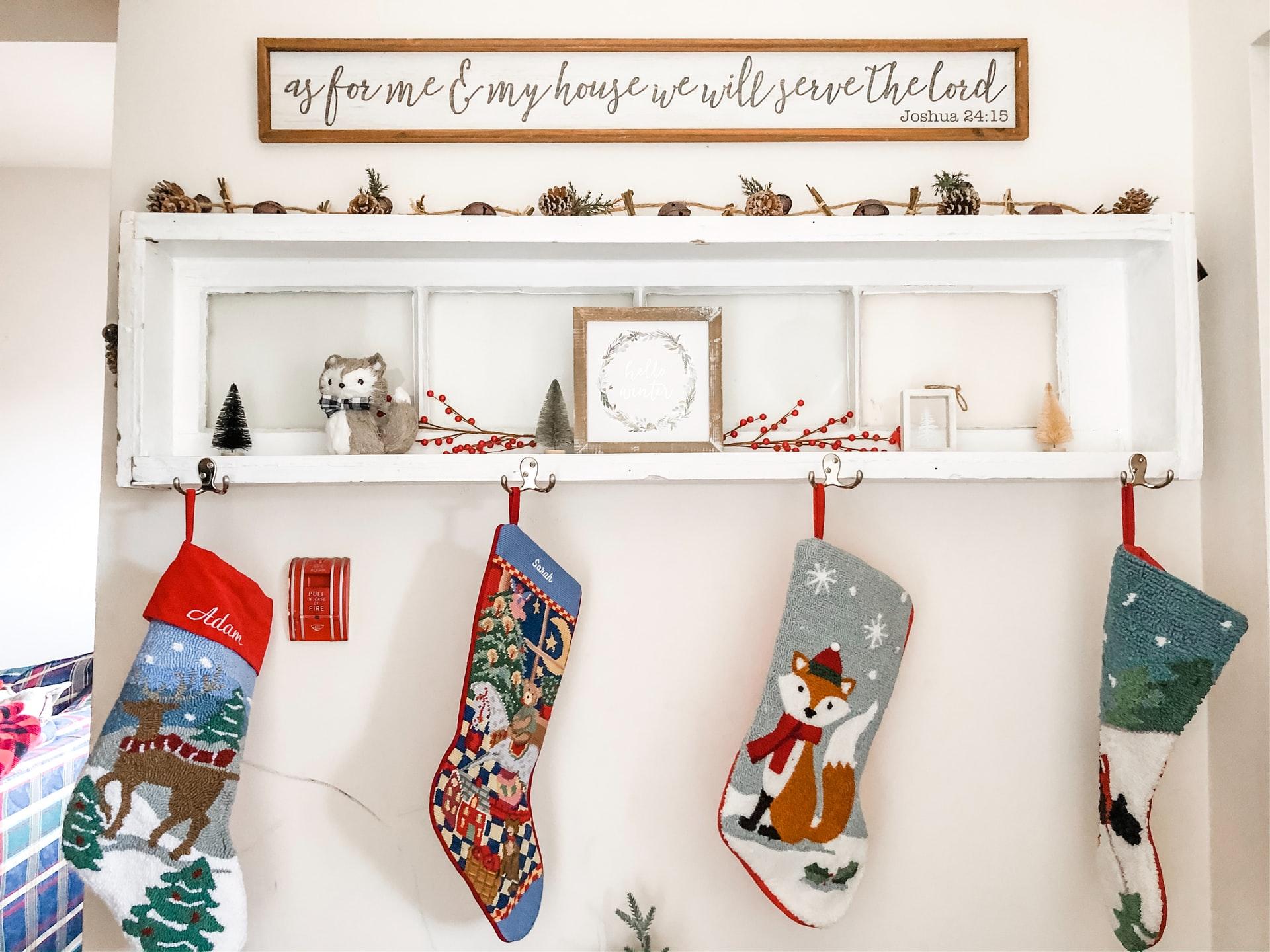 Πώς να διακοσμήσεις το σπίτι σου εύκολα και γρήγορα για τα Χριστούγεννα!
