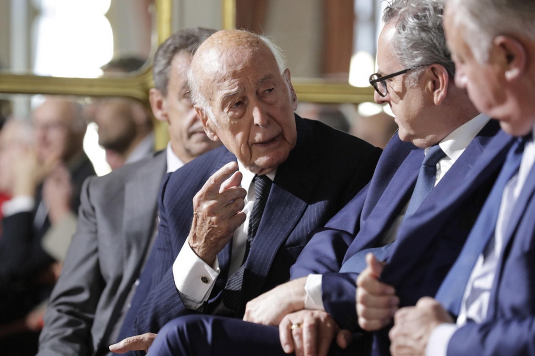 Θρήνος στην Γαλλία – Πέθανε ο πρώην Πρόεδρος Βαλερί Ζισκάρ Ντ' Εστέν