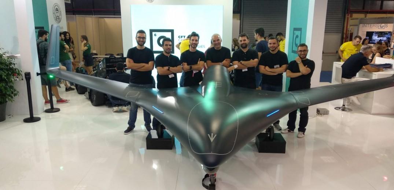 Πρωτοποριακό drone για τα ευρωπαϊκά και διεθνή δεδομένα κατασκευάζεται στο Κιλκίς (ΒΙΝΤΕΟ)