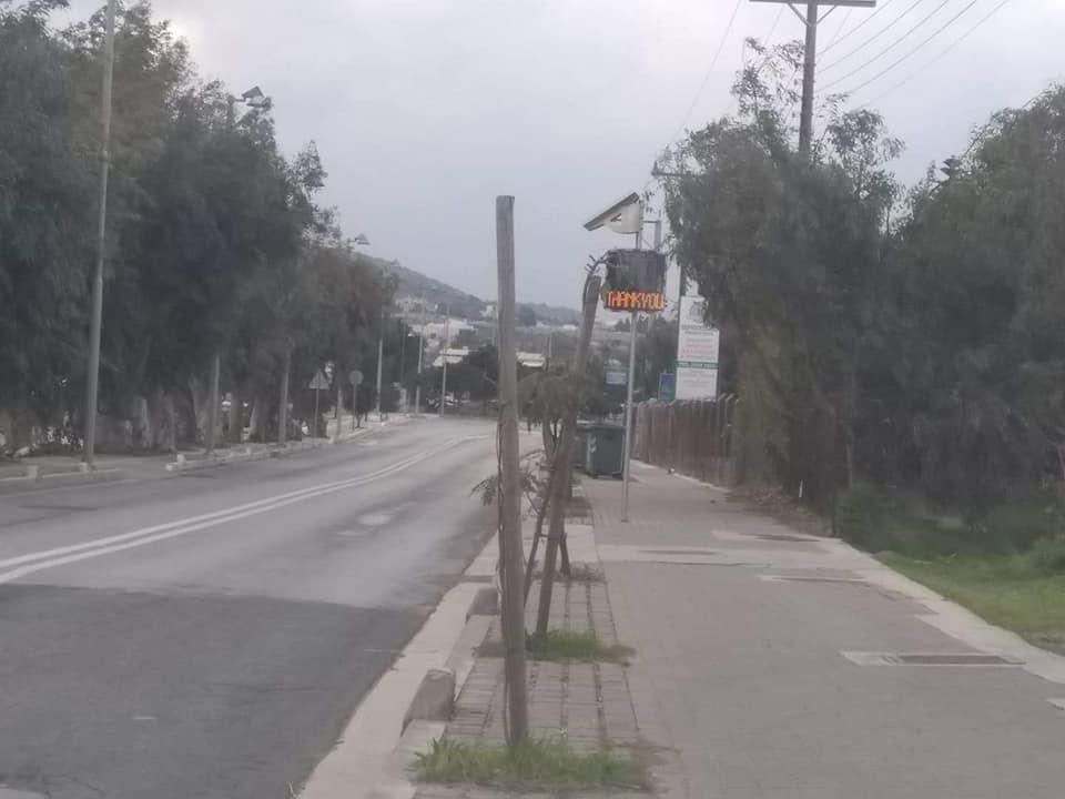 Ένα εξελιγμένο σύστημα ειδοποίησης στην Κρήτη για την τυχόν αυξημένη ταχύτητα με την οποία κινούνται οι οδηγοί