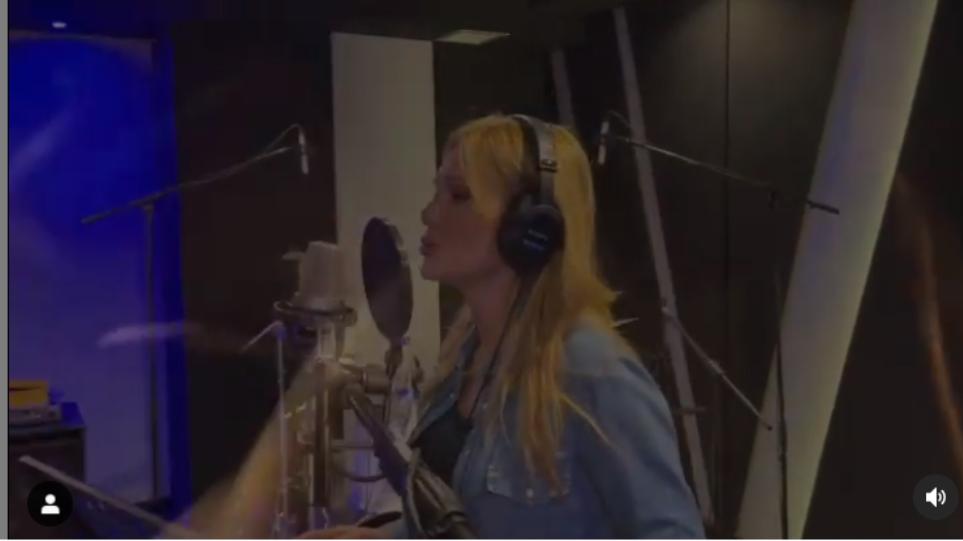 Έξαψη: Το νέο τραγούδι της Νατάσας Θεοδωρίδου